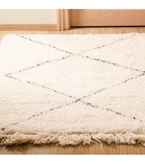 Tapis berbère en laine