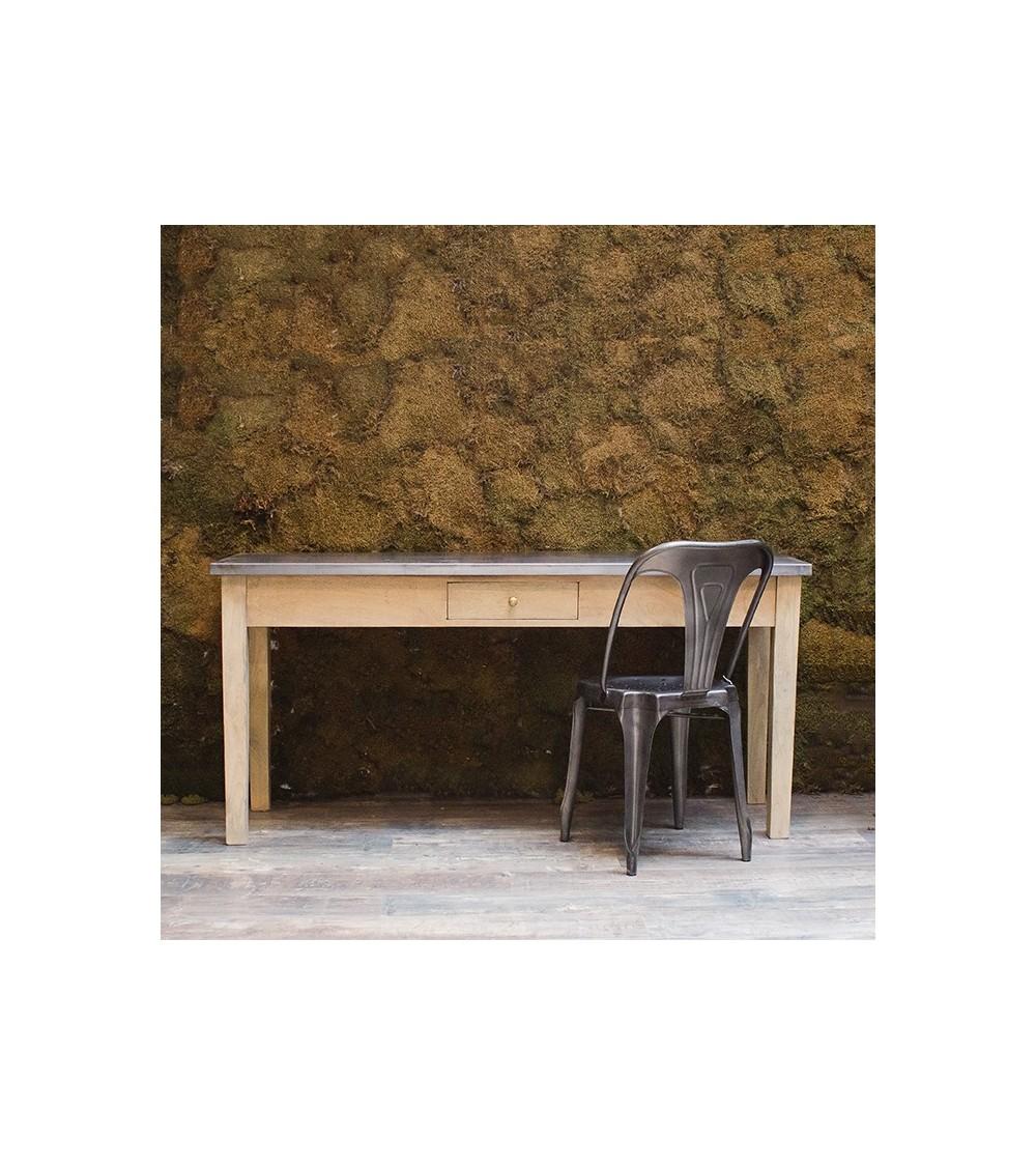 Table en Zinc